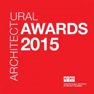 Architectural Awards 2015