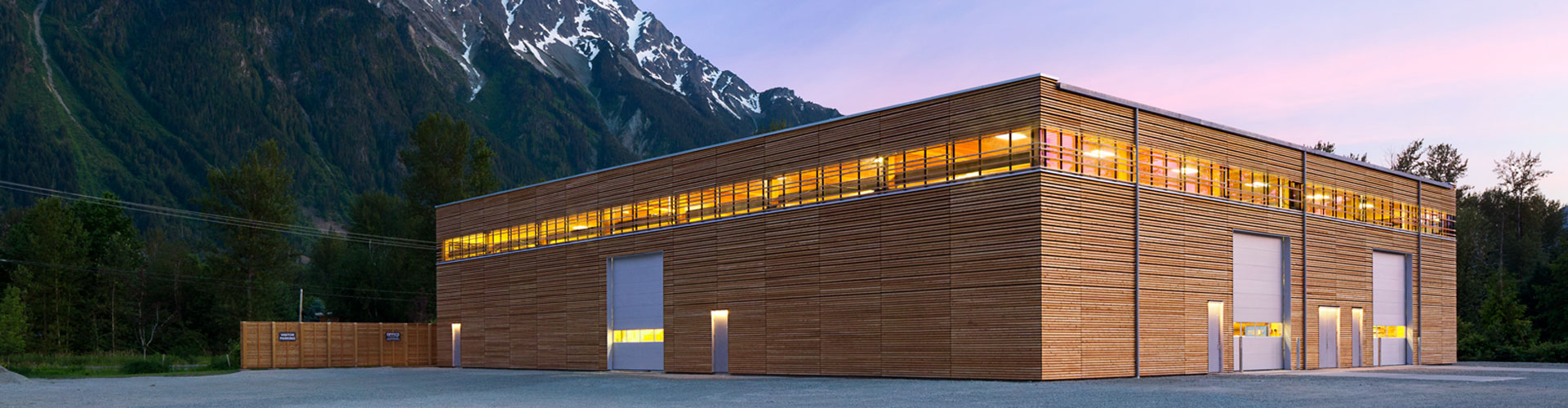 BC Passive House Factory - Hemsworth Architecture