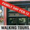 Back by Popular Demand! Celebrate Family Day with an Architectural Walking Tour of Gastown