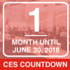 Final Month until the June 30, 2018 CES Deadline