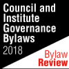 Bylaw Review | Council and Institute Governance Consultation Session and Member Feedback Form